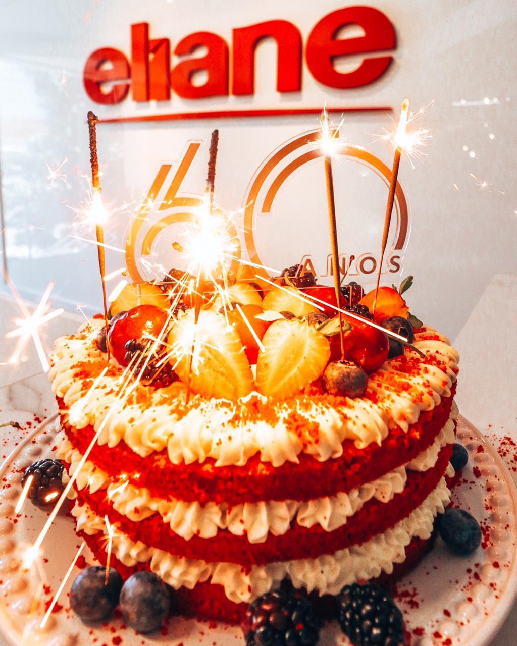Eliane Revestimentos completa 60 anos