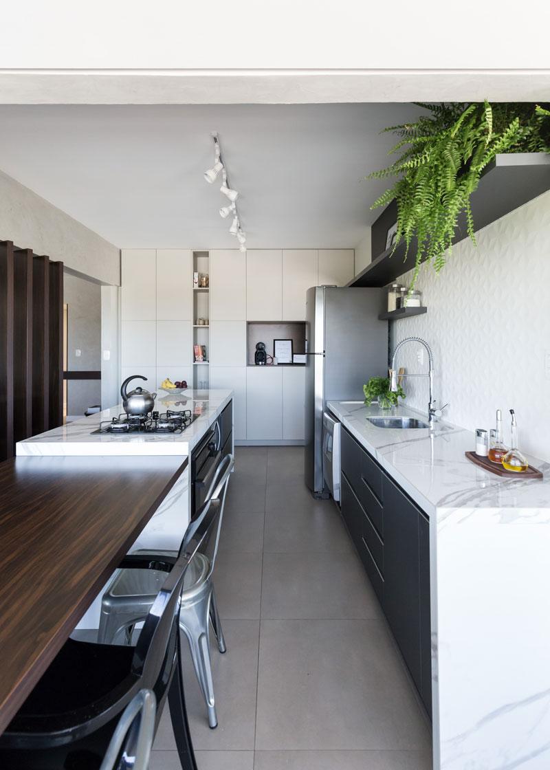 1 Atrio Arquitetura Projeto clássico e moderno