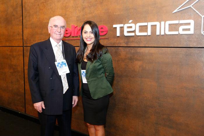 Shackerley e Eliane Técnica debatem sobre Fachadas Ventiladas na Expo Revestir