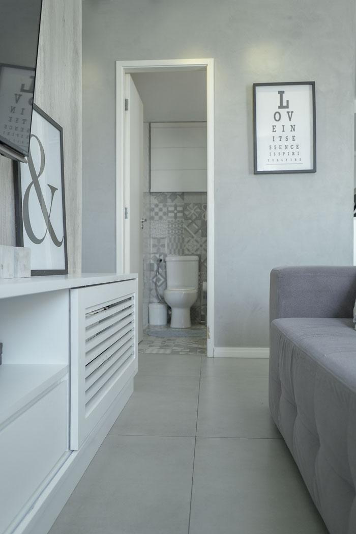 10 banheiro social com revestimentos eliane apartamento 84 rayza