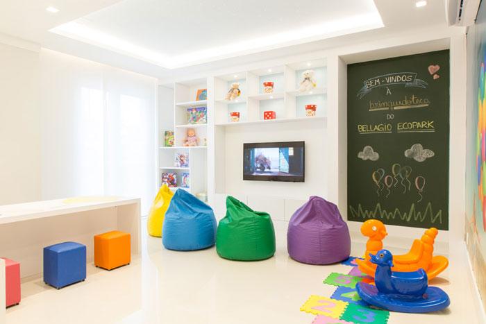 10 brinquedoteca projeto sharon fliter arquitetura