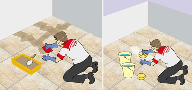 3 como assentar pisos e azulejos