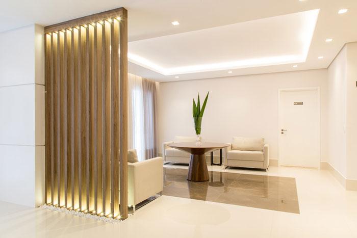 3 revestimentos hall de edifício eliane projeto sharon fliter arquitetura