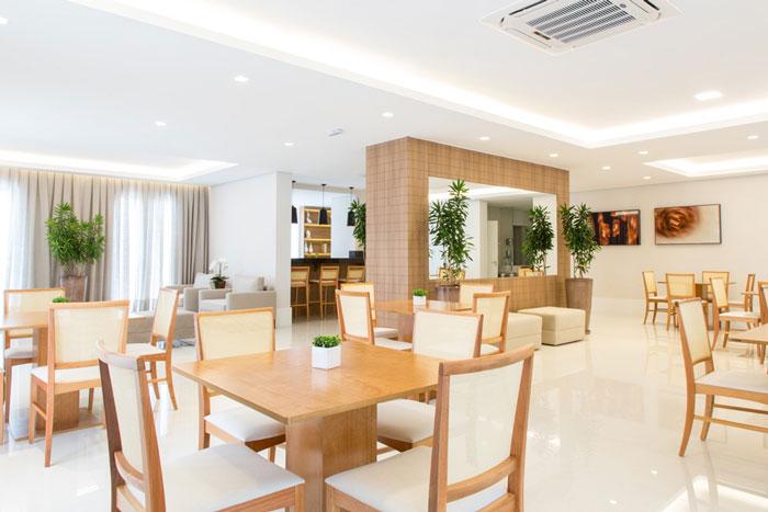 4 porcelanato salão de festas ross white polido eliane revestimentos sharon fliter arquitetura