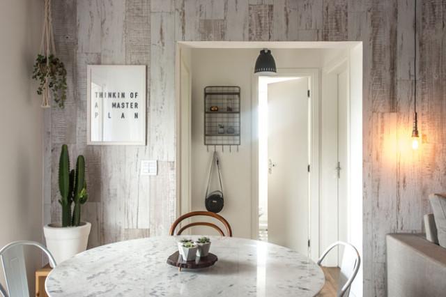 5-parede estilo escandinavo apartamento.33 blog tudo orna
