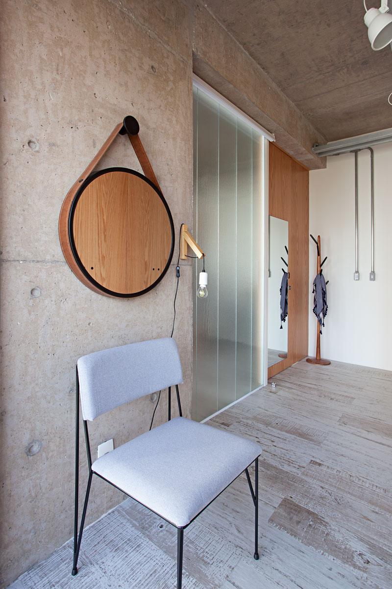6 estilo escandinavo com industrial-apartamento minimalista-pto das divisórias-casa-100-arquitetura