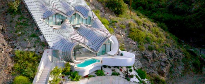 As casas mais extraordinárias do mundo séries sobre arquitetura e decoração