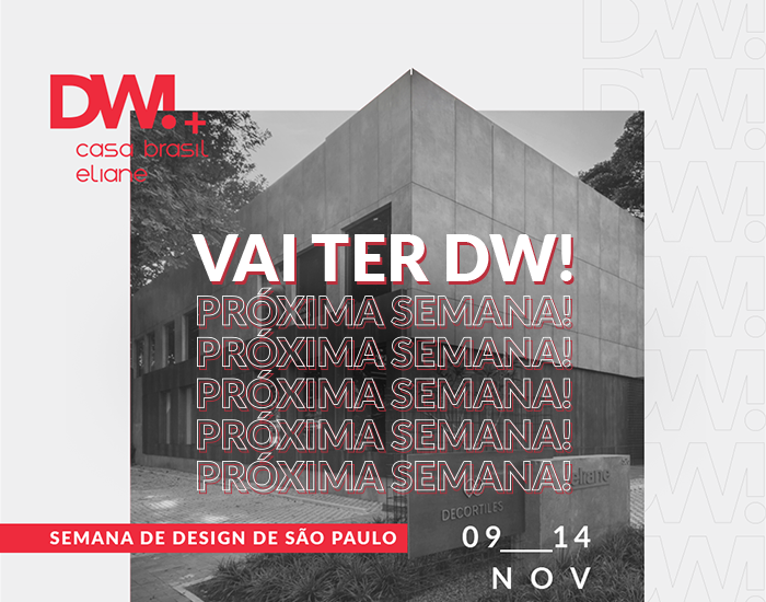 DW! 2020: Eliane presents installation at Casa Brasil Eliane