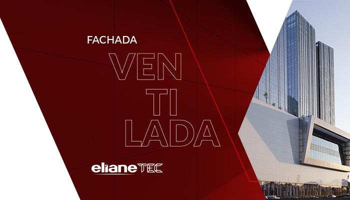 Novo vídeo Fachada Ventilada Elianetec