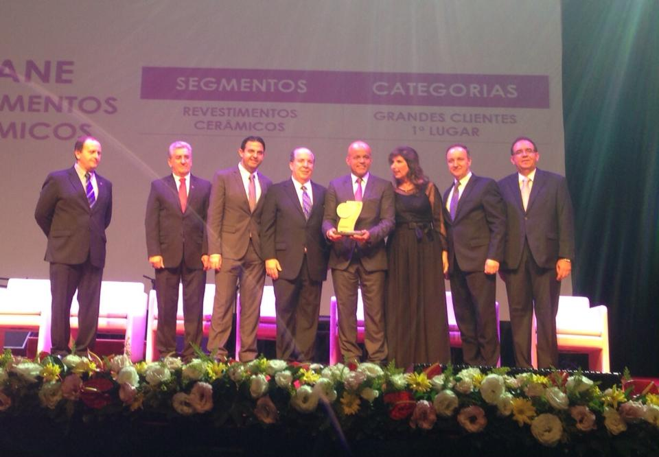 Eliane é eleita a melhor fabricante de revestimentos cerâmicos do Brasil