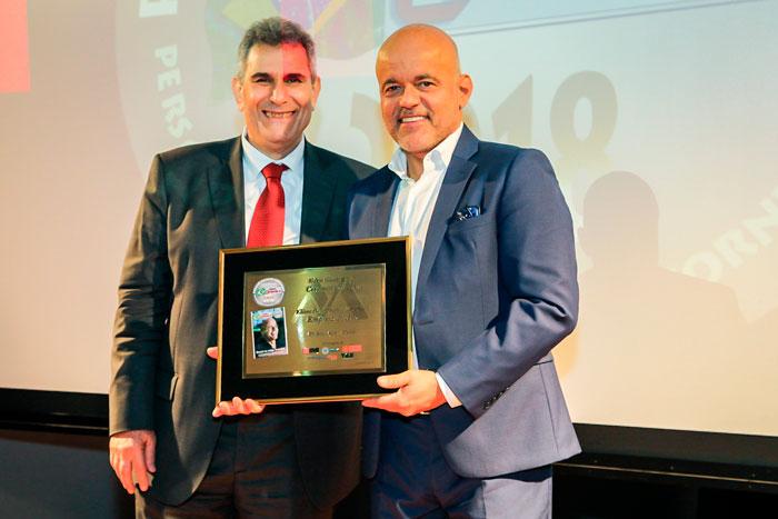Eliane Revestimentos conquista o Prêmio Mundo Cerâmico 2018