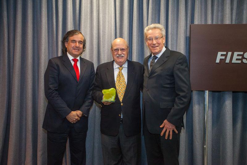 Eliane conquista prêmio de sustentabilidade