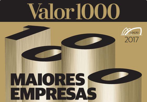 Grupo Eliane sobe 10 posições no ranking das 1000 maiores empresas do Brasil