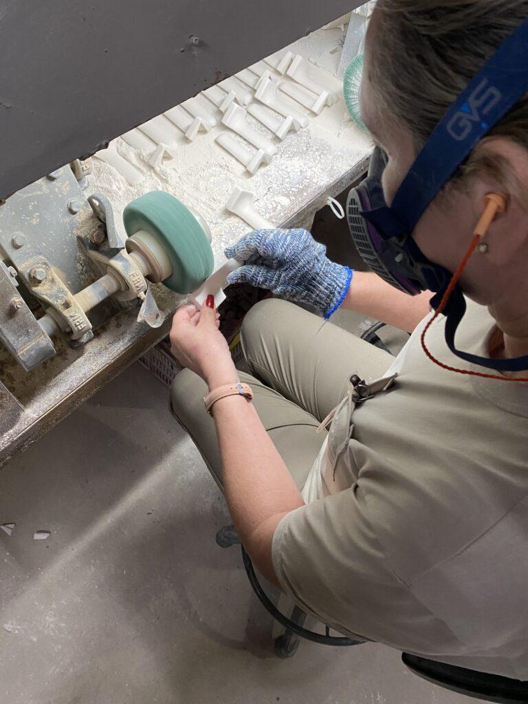 O cenário das mulheres na indústria cerâmica