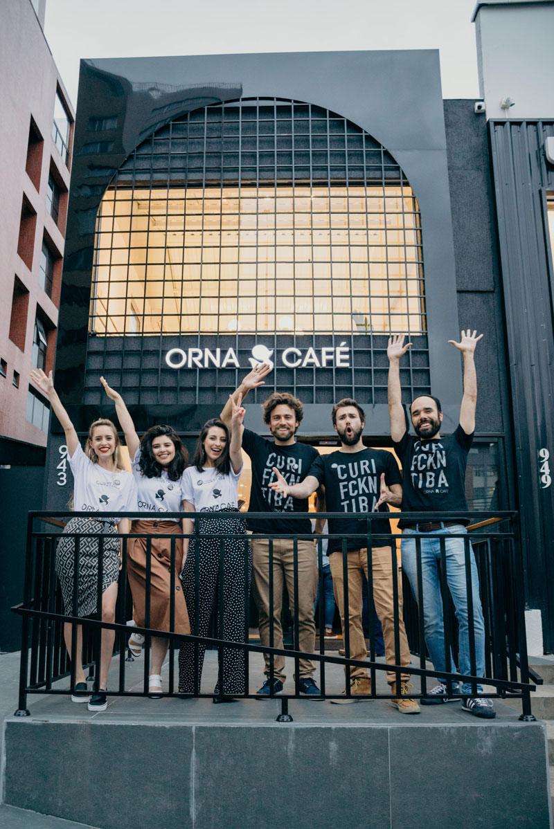 Orna Café Curitiba PR