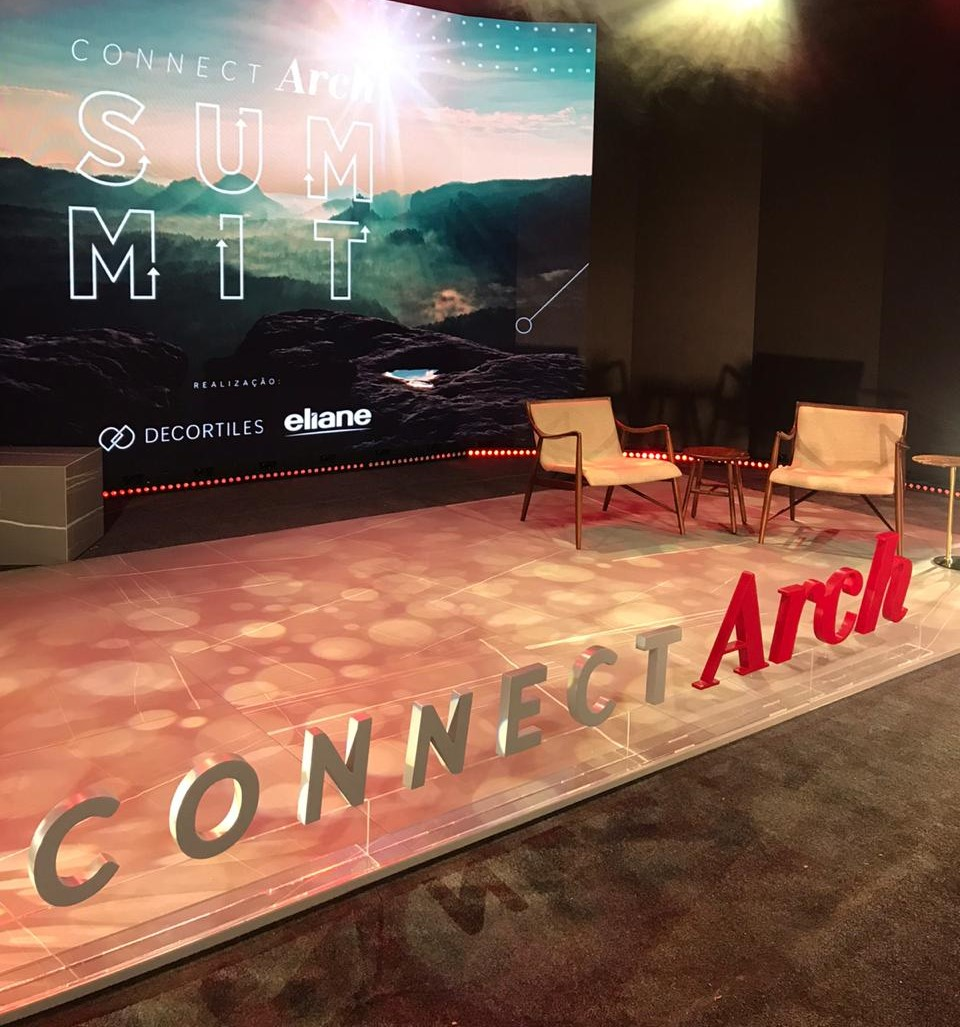 Primeiro dia de ConnectArch Summit