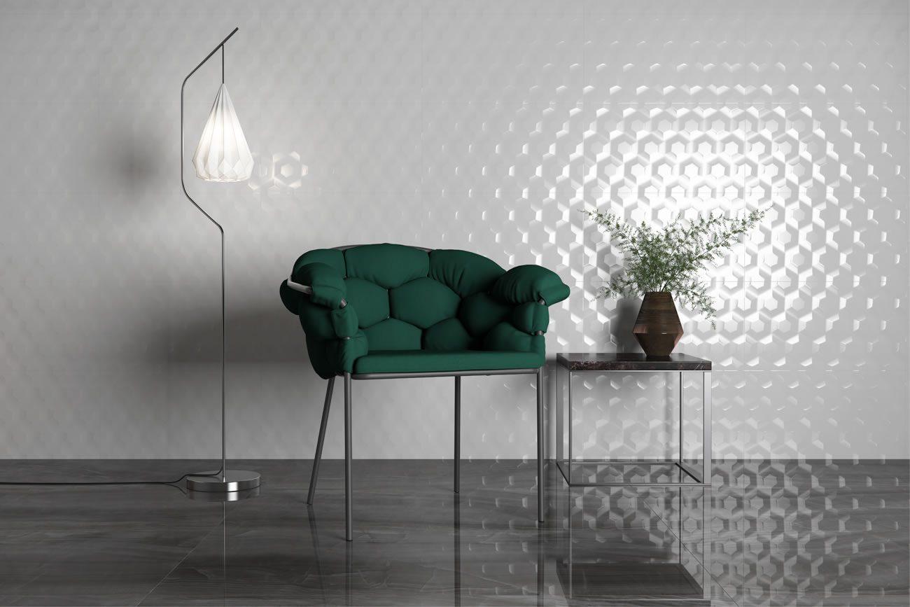 environment Eliane: favo-branco-br-32,5x59cm_onix-preto-po-59×118,2cm-with