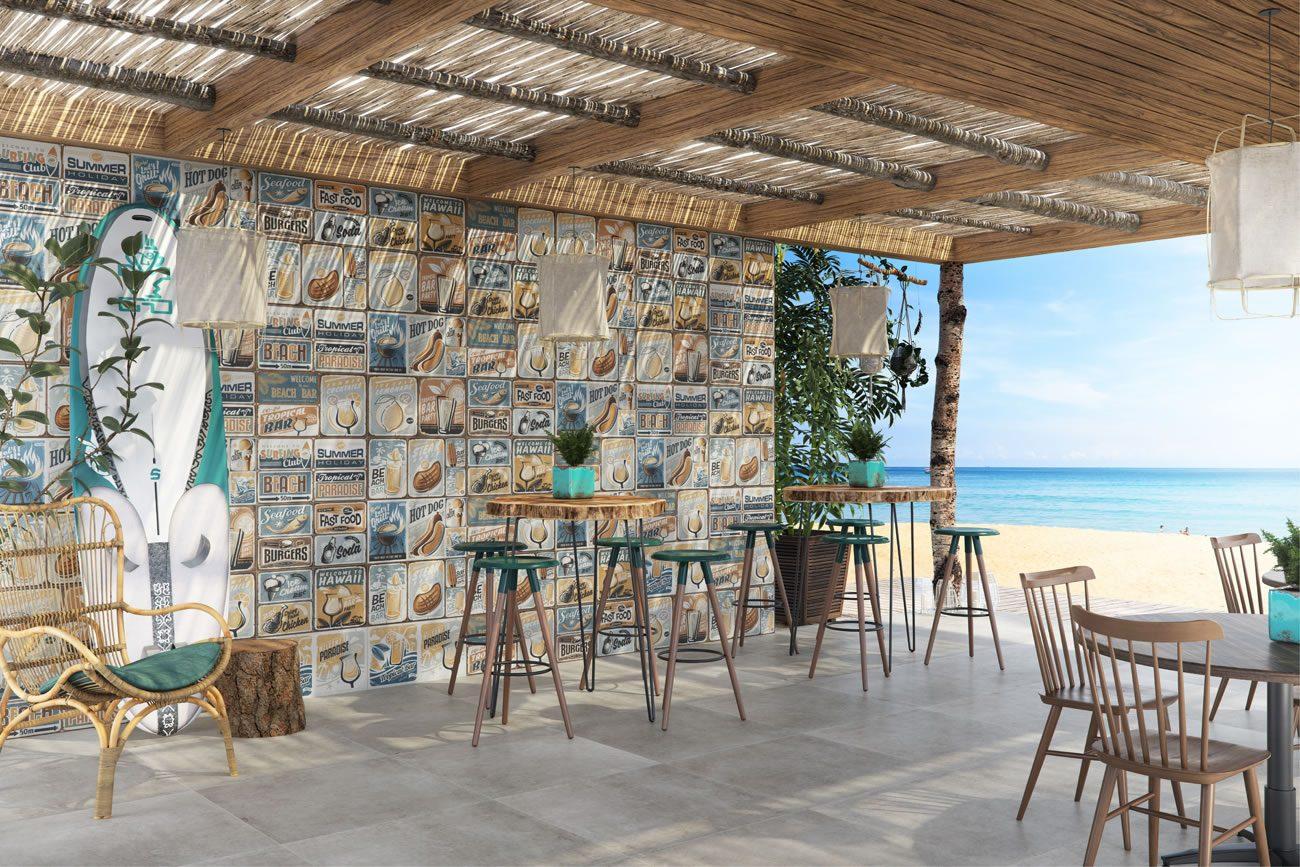 environment Eliane: poster-laguna-ac-32,5x59cm_brera-concreto-ext-90x90cm-amb