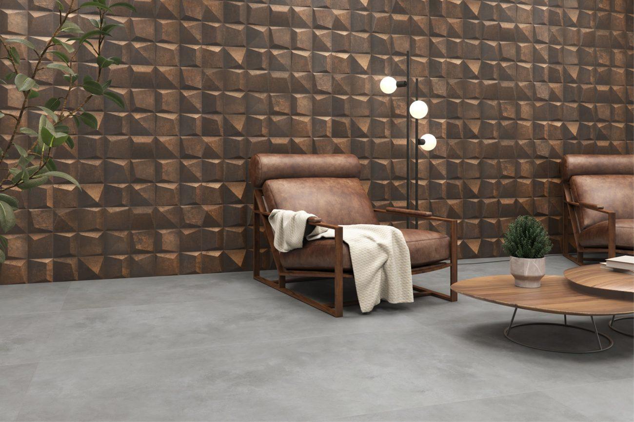 Ambiente Eliane: rodin-shadow-corten-ma-45x90cm_solid-grey-ac-80x160cm-amb-rgb