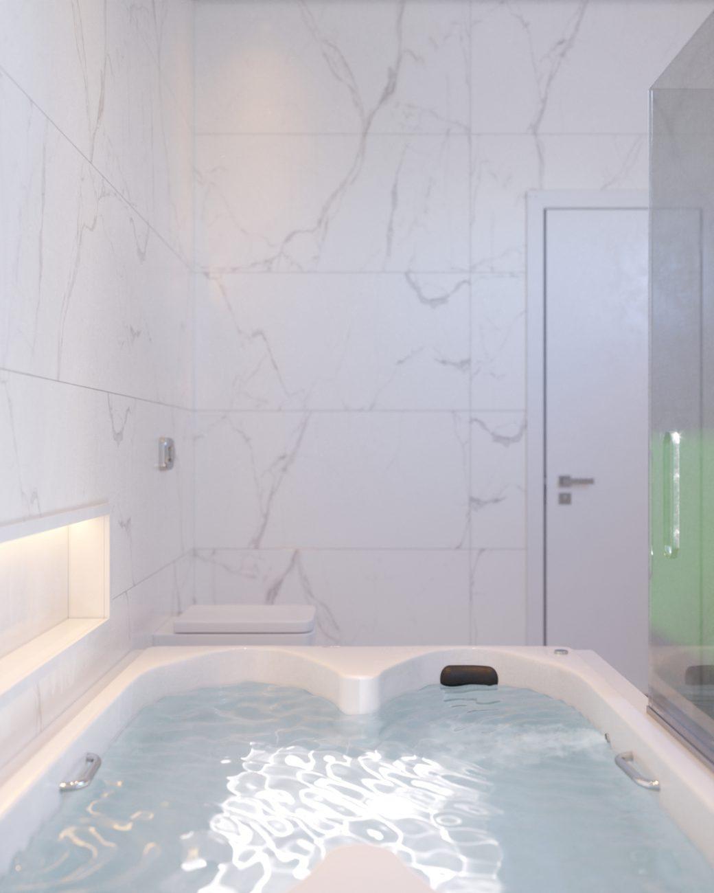 Ambiente Una Design – mont blanc ac 59×118,2