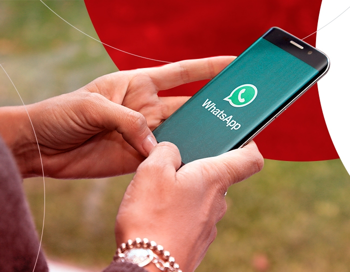 Assistência Técnica passa a atender também por Whatsapp
