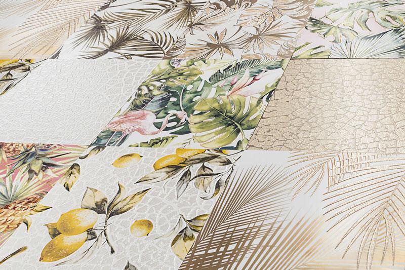 azulejo tropical tendência botânica eliane revestimentos