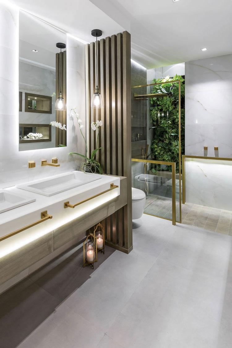 banheiro para idosos - revestimento eliane revestimentos munari concreto cof ii - projeto marcela filartiga e silvia enciso