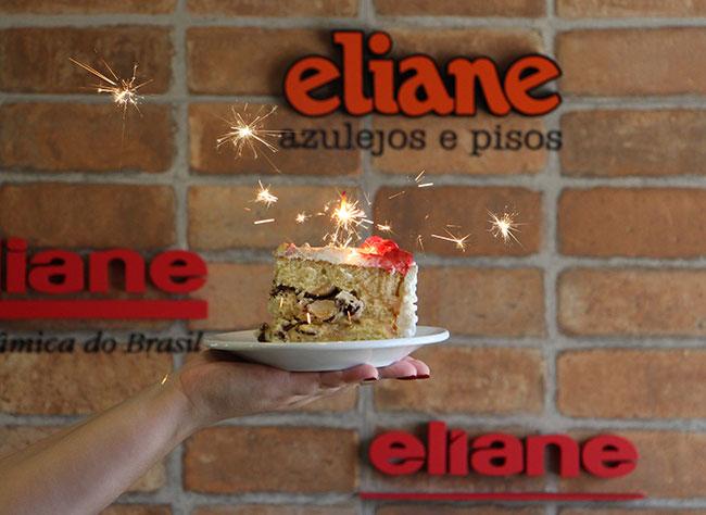 Hoje é dia de bolo!