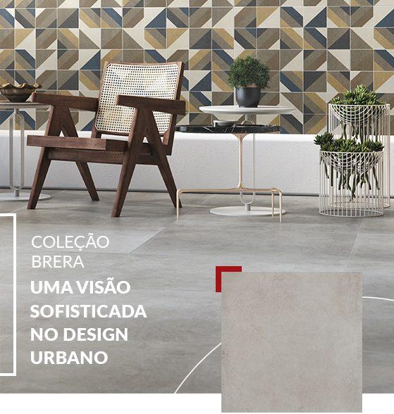 Uma Visão Sofisticada no Design Urbano – Coleção Brera
