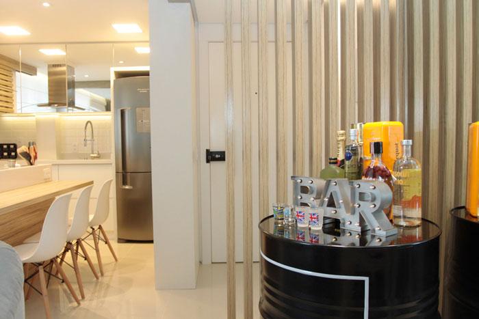cozinha projetada por bo arquitetura