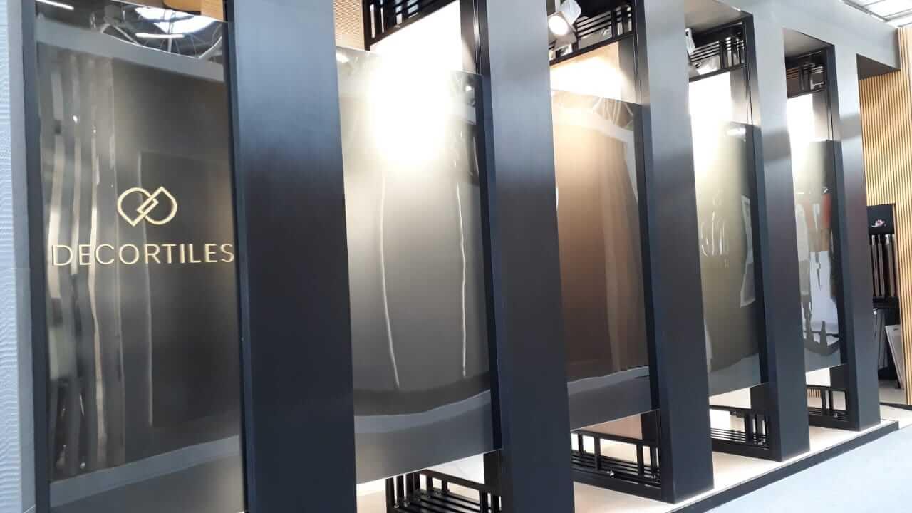 decortiles na cersaie maior feira de revestimentos do mundo