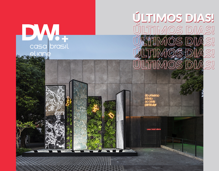 DW!2020: Installation at Casa Brasil Eliane continues until December