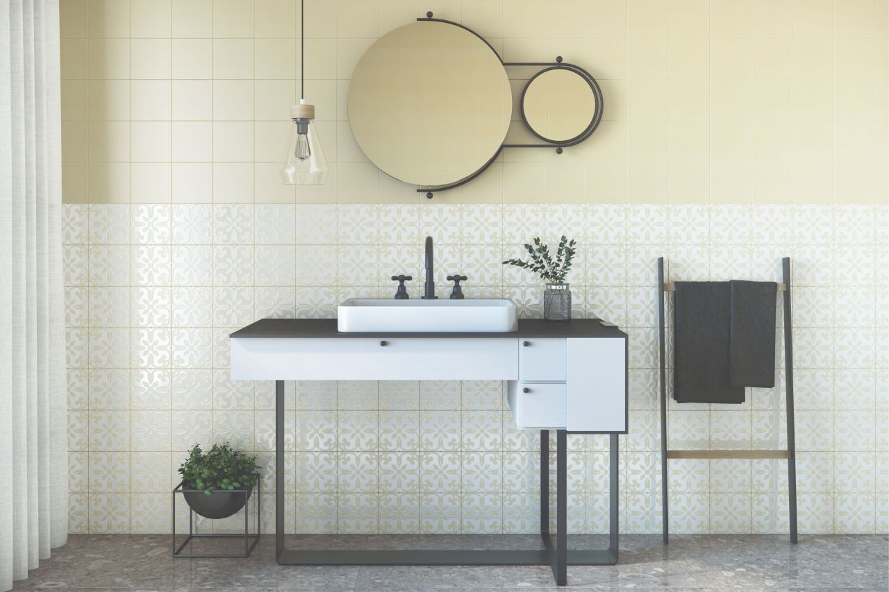 Boreal Collection: the retro tiles from Eliane Revestimentos