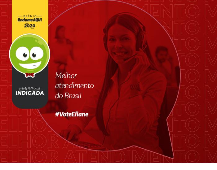 Eliane Revestimentos compite por el premio Reclame Aqui 2020