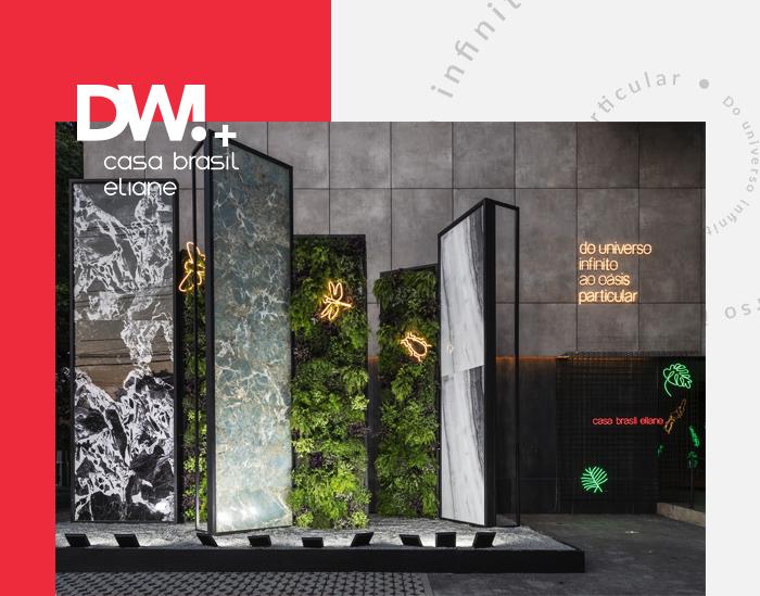 DW! 2020: Design ao ar livre na Casa Brasil Eliane