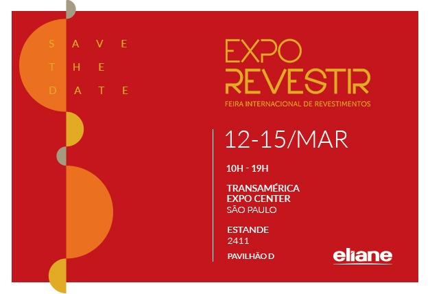 Save The Date: Expo Revestir 2019