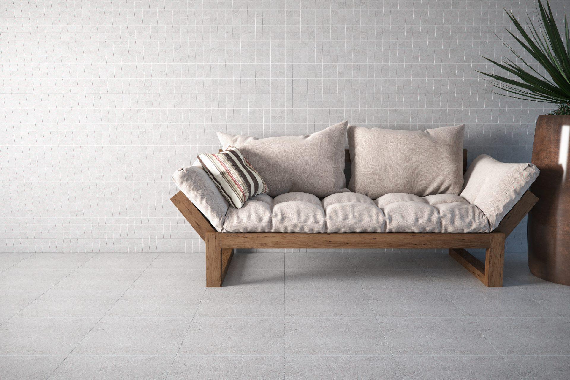 Zarci White EXT 45x45cm