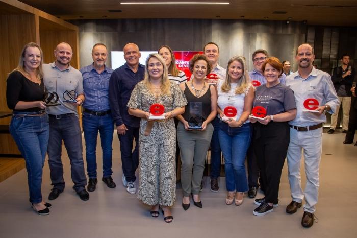 Prêmio Gigantes de Vendas homenageia Melhores de 2019
