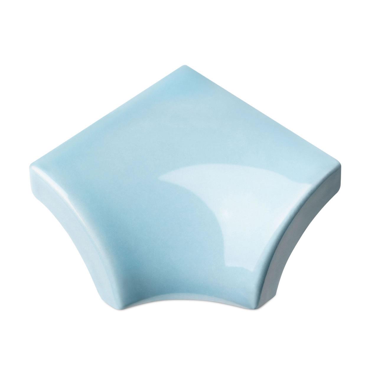 canto externo azul céu 2,5×2,5