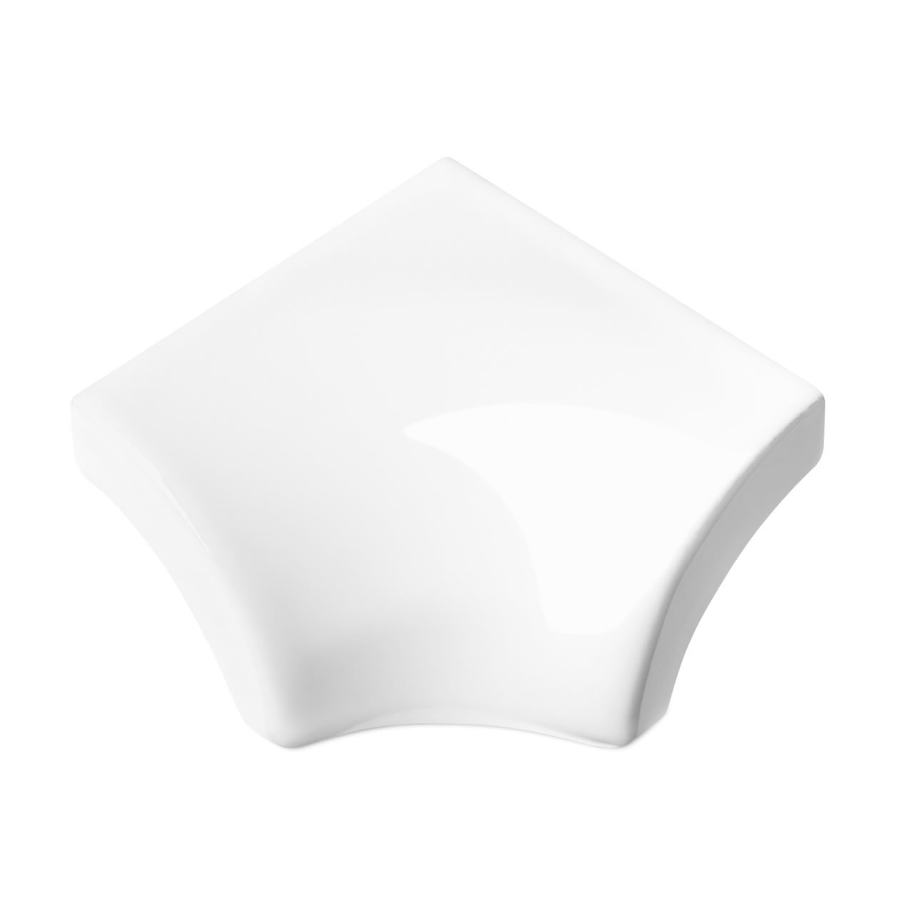 Piscina esquina blanca externa 2.5×2,5