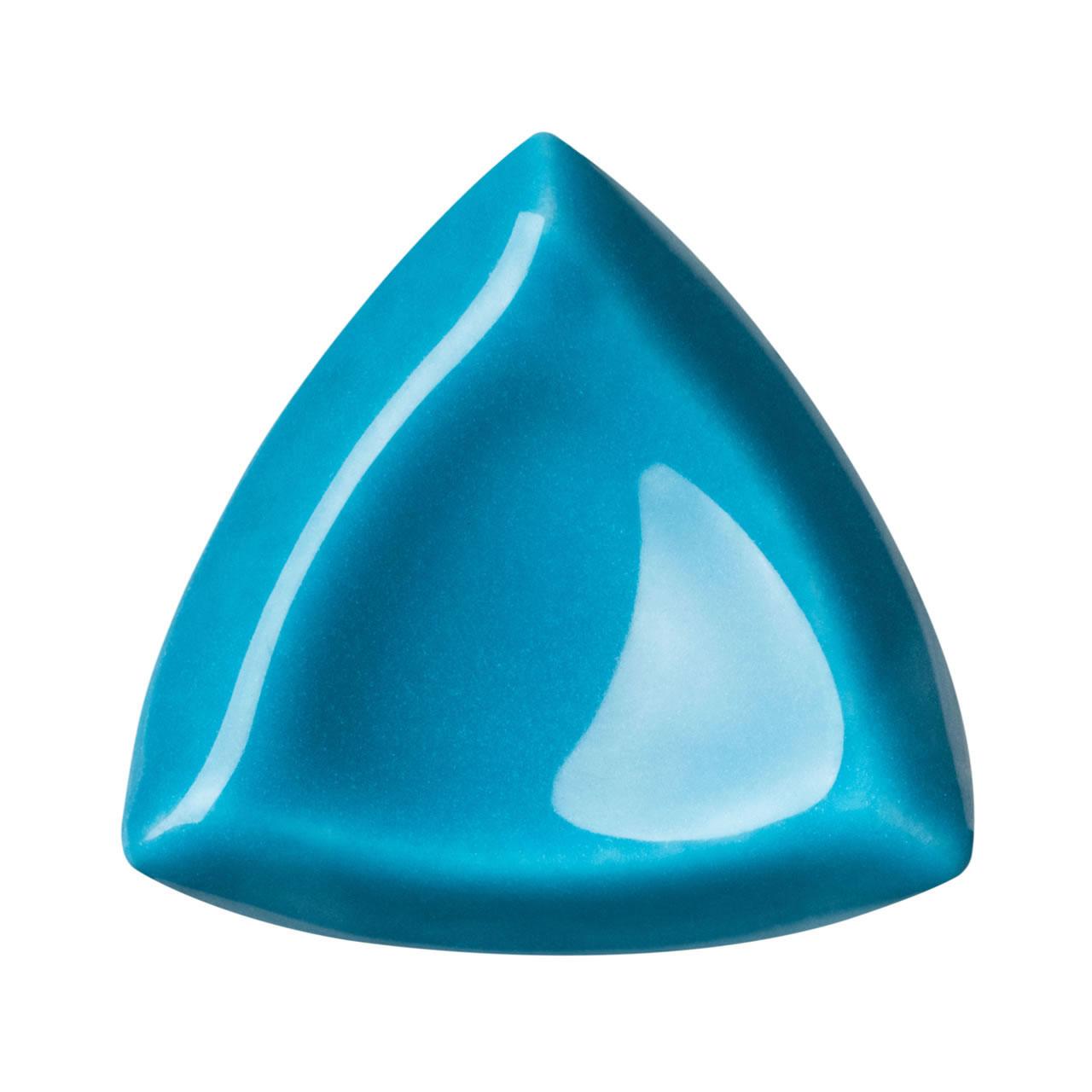 Castaño de azul interno de marzo 2,5×2,5