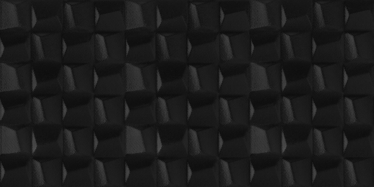 cubic black gloss br 45×90