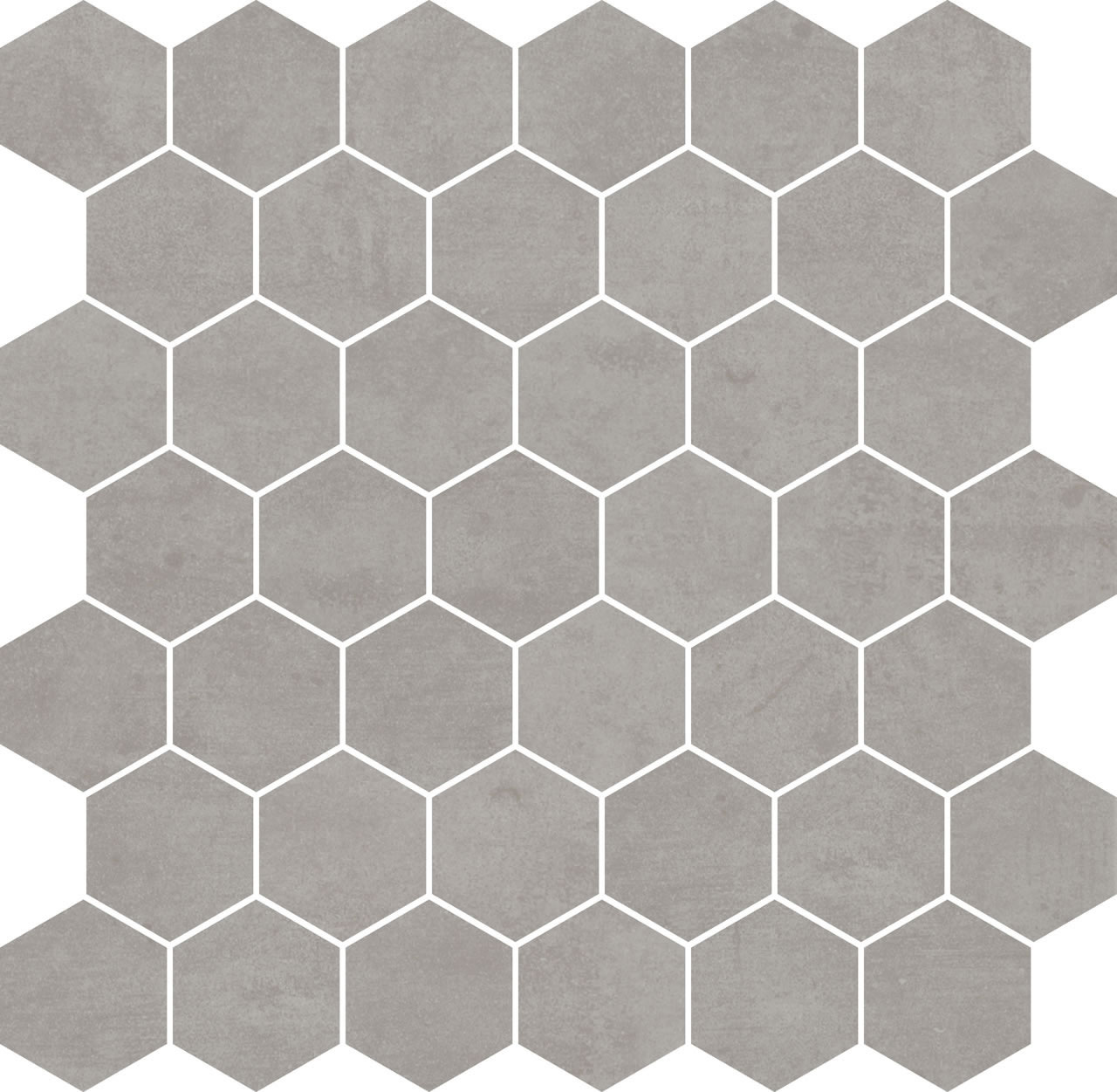 elemento T-3000 ac hexagonal gris