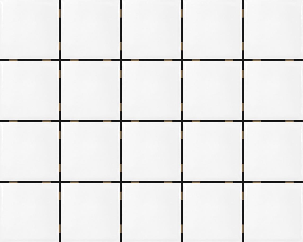 galería blanco en malla 7,5×7,5