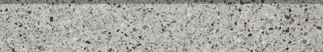 rodapé granilite cinza na rs 10×60