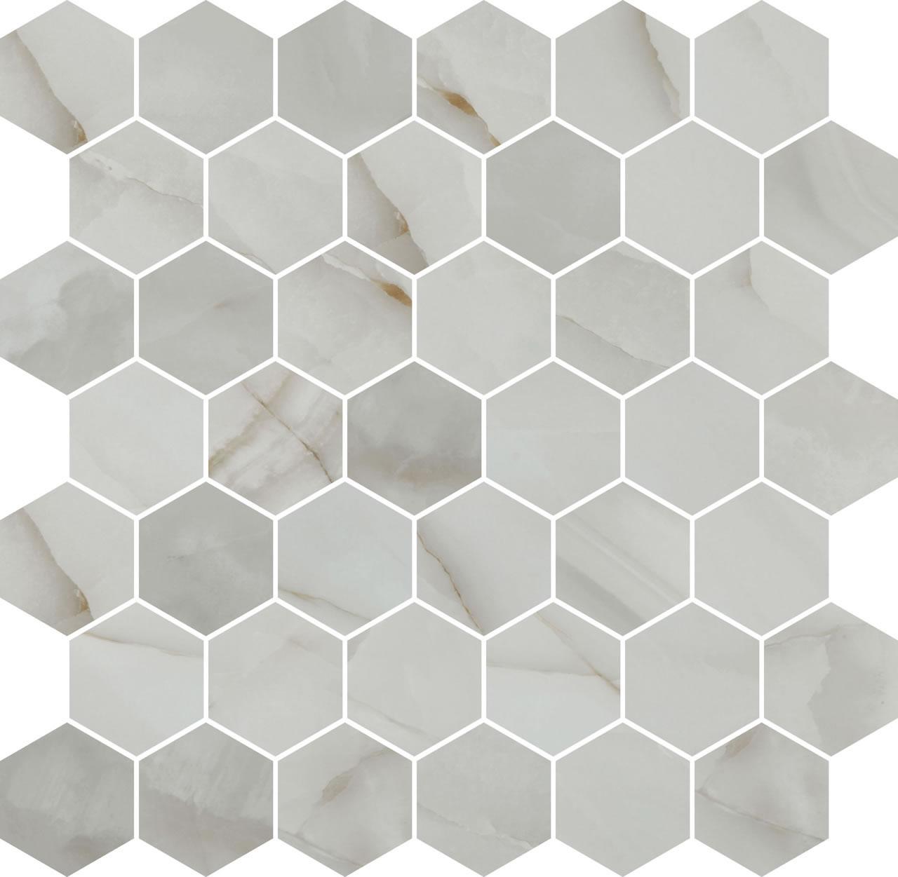 Ônix cristal t-3000 hex ac 30×30