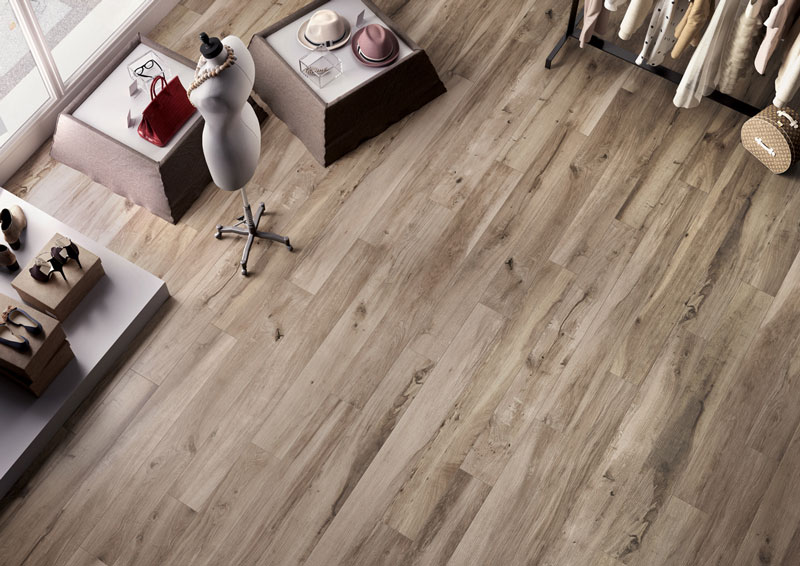 eliane finish with nude longwood satin finish