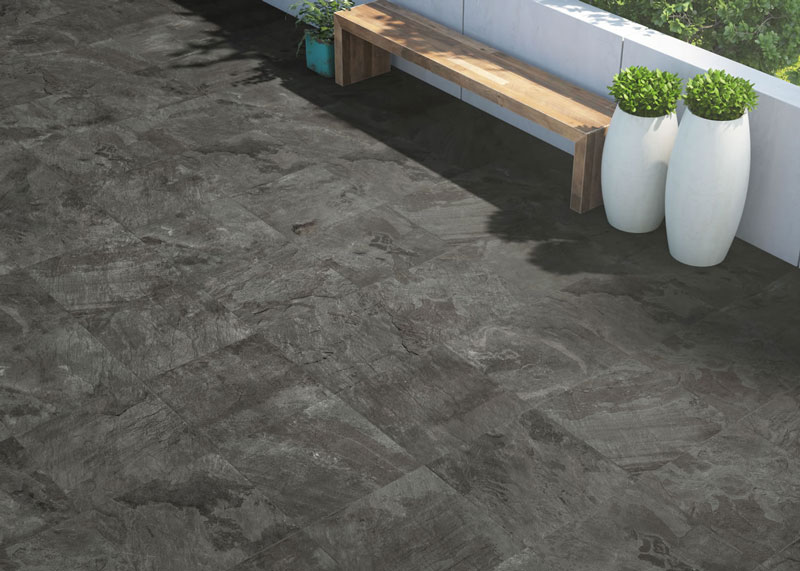 eliane coating with slate-resistant finish