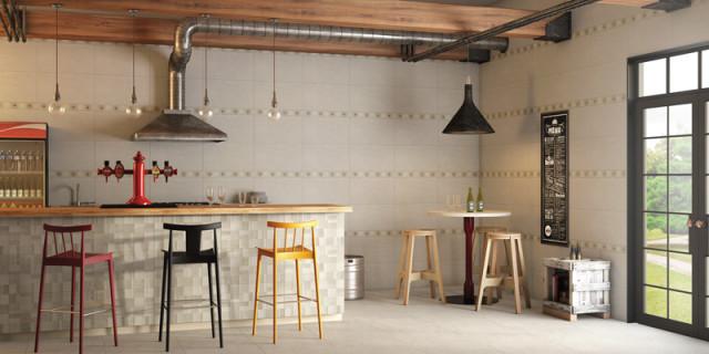 revestimentos para cozinha colorida moderna