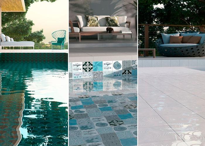 Últimas tendências em revestimentos para piscina